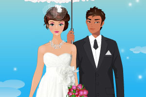 《海滩上的婚礼》游戏画面1