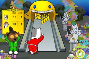 《吉豆保龄球》游戏画面1