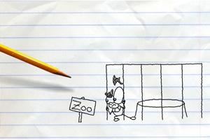 《铅笔画小人12》游戏画面1