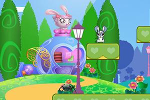《长耳兔长大了》游戏画面1