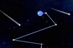 《星座流星雨》游戏画面1
