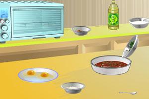 《香香烤蛋》游戏画面1