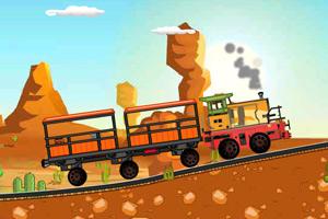 《运货的小火车》游戏画面1