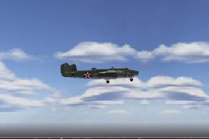 《轰炸机之翼选关版》游戏画面1
