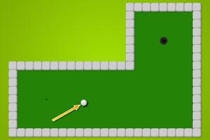 《迷你小高尔夫》游戏画面1