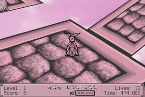 《3D太空兔子》游戏画面1
