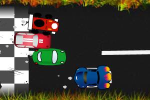 《玩具车竞速》游戏画面1
