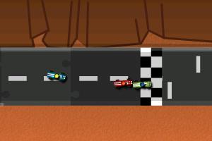 《玩具车赛》游戏画面1