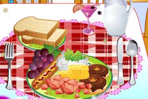 《特色早餐》游戏画面1