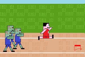 《与僵尸赛跑》游戏画面1