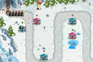 《南极战事》截图1