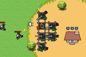 《三只小猪防卫家园1.21》游戏画面1