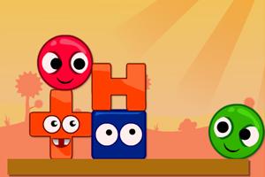 《积木堆叠乐》游戏画面1