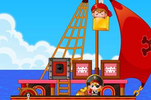 《小美海盗船》截图1