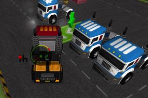 《王牌卡车司机》游戏画面1