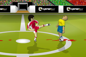 《世界杯打架事件》截图1