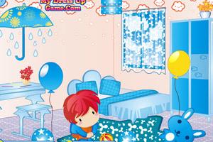 《布置儿童卧室》游戏画面1