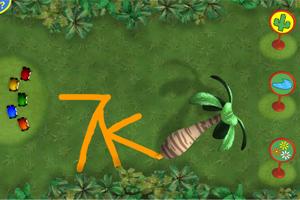 《小甲虫游花园》游戏画面1