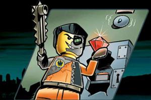 《乐高特种部队》游戏画面1