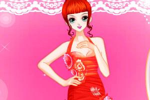 《浪漫婚纱新娘》游戏画面1