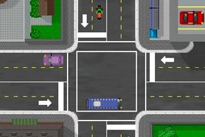 《指挥十字路口》游戏画面1