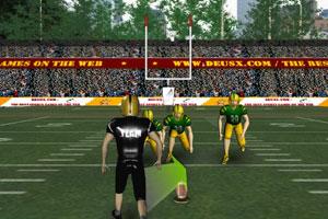 《橄榄球点球》游戏画面1