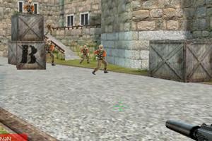 《CF无敌版》游戏画面1