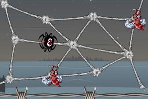 《贪婪的蜘蛛》游戏画面1