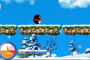 《QQ酷跑》游戏画面1