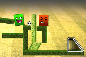 《物理世界杯4》游戏画面1