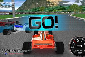 《F1赛车3D》游戏画面1