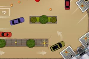 《跑车接机》游戏画面1
