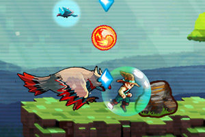 《魔鹰追击》游戏画面1