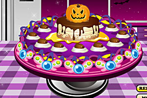 《南瓜派蛋糕》游戏画面1