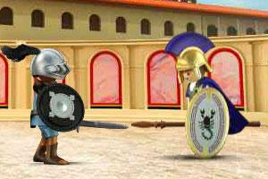 《乐高王国之战俘》游戏画面1