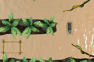 《穿越热带雨林》游戏画面1