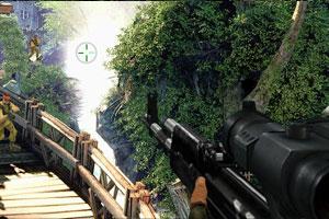 《雨林枪战无敌版》游戏画面1