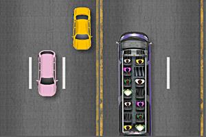 《狂奔的公交车》游戏画面1