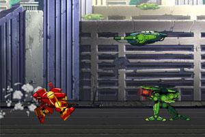 《特种机器人》游戏画面1