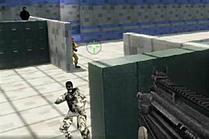 《特警出击》游戏画面1