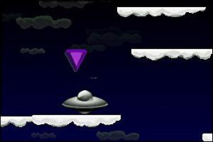《UFO跳跳》游戏画面1