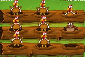《暴打火鸡》游戏画面1