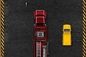 《狂奔的救火车4》游戏画面1