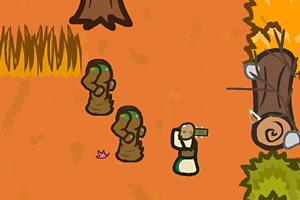《花园使者》游戏画面1