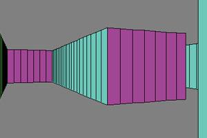 《彩色3D迷宫2》游戏画面1