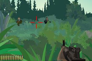 《特警行动》游戏画面1