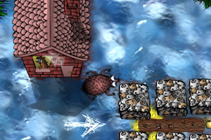 《冰河时代》游戏画面1