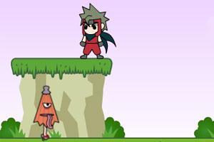 《营救美女》游戏画面1