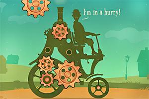 齿轮蒸汽机车