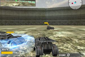 《机甲碰撞车》游戏画面1